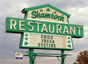 shamrock-restaurant-frederick-md-sign